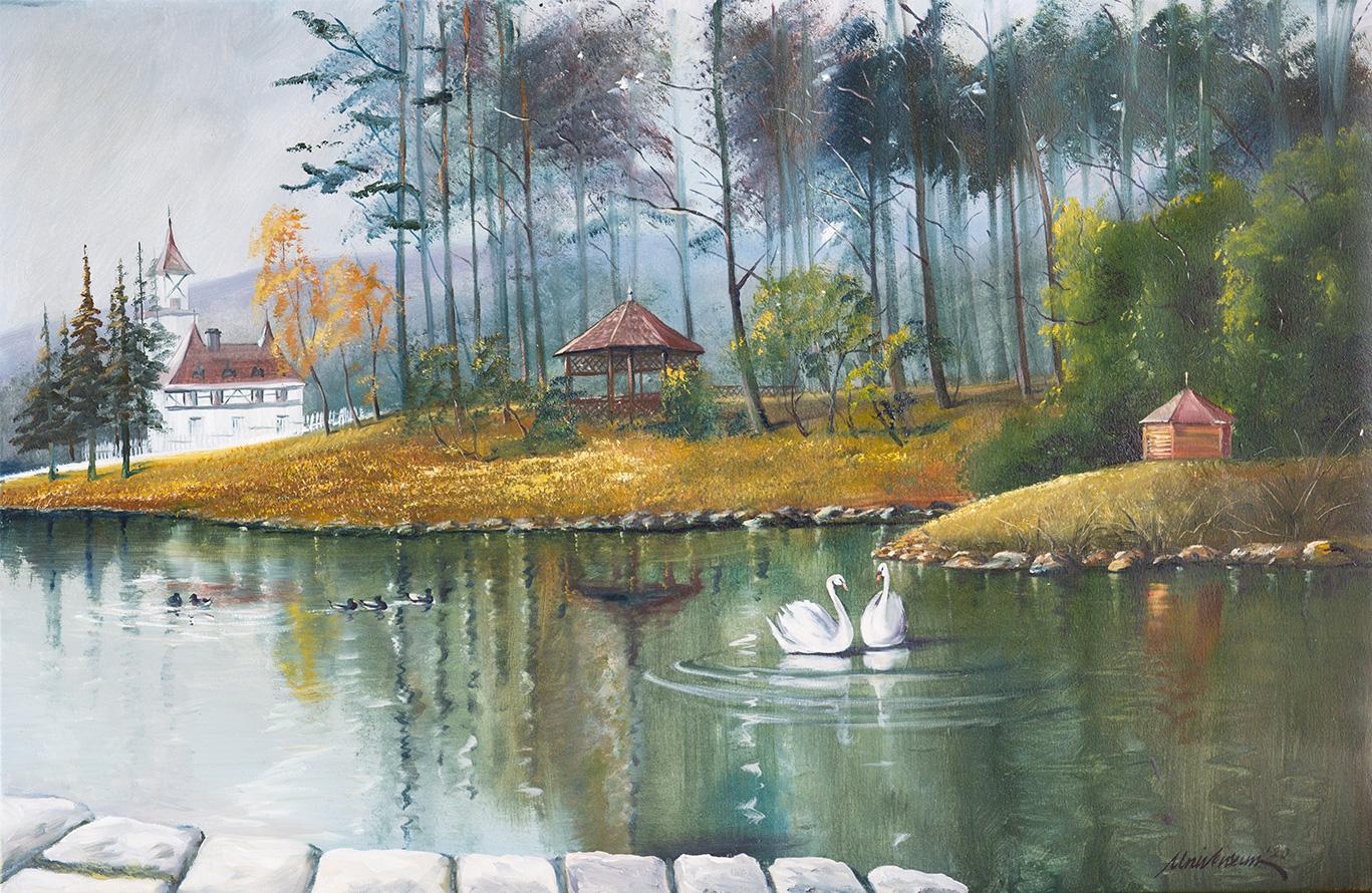Szczawno - health resort