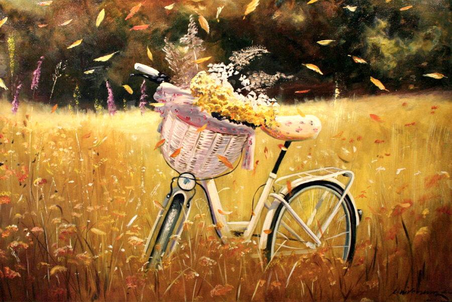 Jej rower